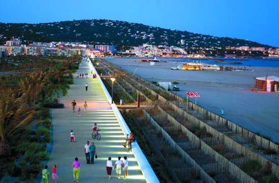 Location vacance sete s te et alentours for Piscine fonquerne sete
